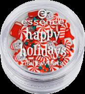 Украшения для ногтей Nail sweets happy holidays Essence 01 seasons greetings!: фото