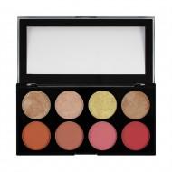 Палетка румян Makeup Revolution Blush Palette Goddess: фото
