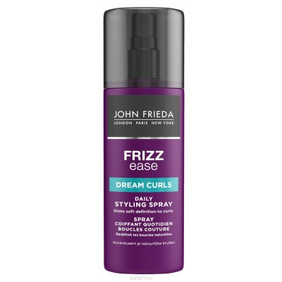 Спрей для создания идеальных локонов John Frieda Frizz Ease DREAM CURLS 200 мл: фото