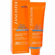 Крем нежный Lancaster Sun Beauty Care сияющий загар spf30 50 мл: фото
