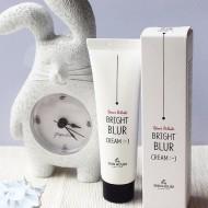 """Крем для лица с """"блюр"""" эффектом THE SKIN HOUSE Bright blur cream 50мл: фото"""