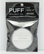 Спонж для нанесения макияжа TONY MOLY Case powder cotton puff 60Ø: фото