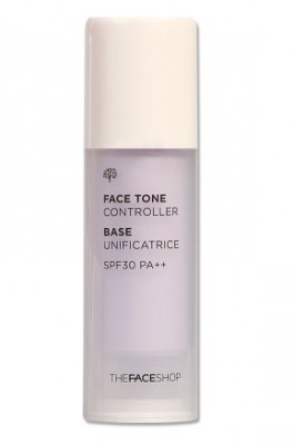 Корректор-база под макияж THE FACE SHOP Face Tone Controller SPF30 №02 For Sallow And Dull skin: фото