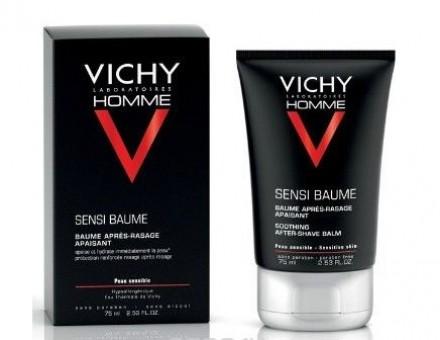 Бальзам после бритья VICHY HOMME SENSI 75мл: фото