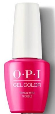 Гель для ногтей OPI GelColor Toying with Trouble HPK09: фото