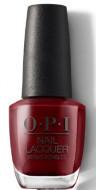 Лак для ногтей OPI Peru Como se Llama? NLP40: фото