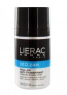 Дезодорант 24 часа защиты для мужчин Lierac Homme 50 мл: фото