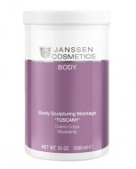 Крем массажный структурирующий ТАСКАНИ Janssen Cosmetics Sculpturing Body Cream Tuscany 1000мл: фото
