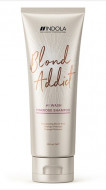Шампунь оттеночный Indola Blond Addict Pinkrose Shampoo 250мл: фото