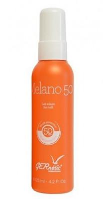 Молочко солнцезащитное для лица и тела Gernetic MELANO 50 SPF50 125мл: фото