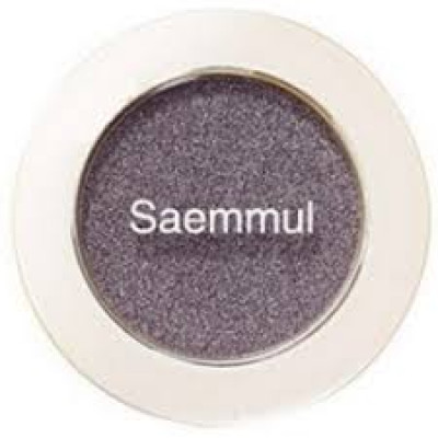Тени для век мерцающие THE SAEM Saemmul Single Shadow Shimmer BR10 2гр: фото