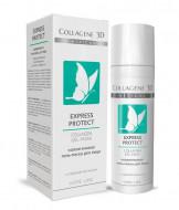 Кремс коллагеновый для кожи с куперозом Collagene 3D EXPRESS PROTECT 30 мл: фото