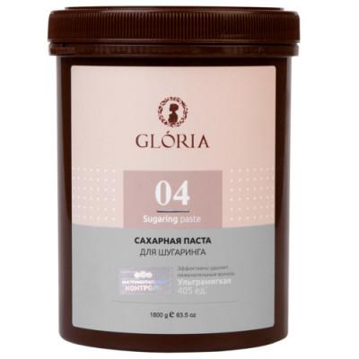 Сахарная паста для депиляции Ультра-мягкая Gloria Classic 1800г: фото