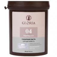 Сахарная паста для депиляции Ультра-мягкая Gloria Classic 800г: фото