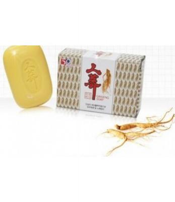Мыло туалетное женьшень Clio Ginseng soap 100g: фото