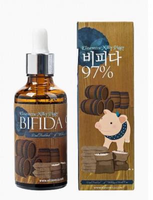 Сыворотка с 97% экстракта бифидобактерий Elizavecca Milky Piggy Bifida 97% 50мл: фото
