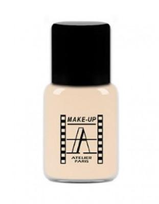 Тон-флюид водостойкий Make-Up Atelier Paris 1Y 5FLW1Y бледно-золотистый, 5мл: фото
