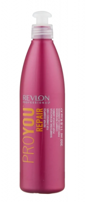Шампунь для волос восстанавливающий Revlon Professional PROYOU REPAIR SHAMPOO 350мл: фото