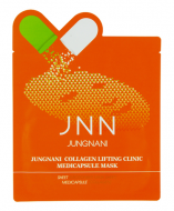Маска тканевая коллагеновая JUNGNANI JNN COLLAGEN LIFTING CLINIC MEDICAPSULE MASK 23мл: фото