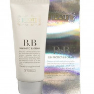 Солнцезащитный ВВ-крем JIGOTT Sun Protect B.B Cream SPF41 PA++: фото