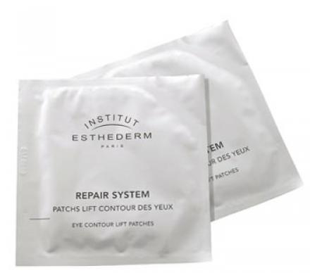 Лифтинговые патчи для контура глаз Institut Esthederm Repair System 3 мл*5: фото