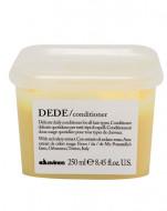 Кондиционер деликатный для ежедневного использования Davines DEDE conditioner 250 мл: фото