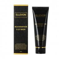 Маска для лица омолаживающая с EGF Ellevon Rejuvenation Mask 120мл: фото