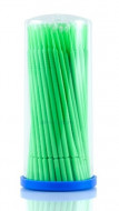 Микрощеточки безворсовые зеленые (S) 1мм Little Things 100шт: фото