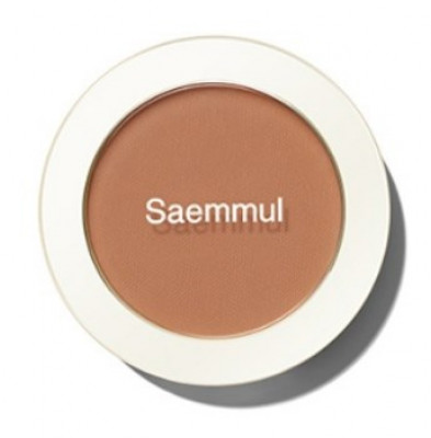 Румяна THE SAEM Saemmul Single Blusher OR05 Brick Orange 5гр: фото
