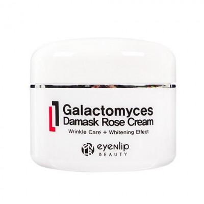 Крем для лица Eyenlip GALACTOMYCES DAMASK ROSE CREAM 50гр: фото