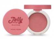 Румяна гелевые Holika Holika Jelly Dough Blusher 05 Rose, темно-розовый 4,2 г: фото