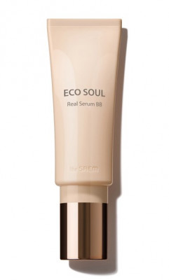 BB-крем THE SAEM Eco Soul Real Serum BB 21 Light Beige: фото