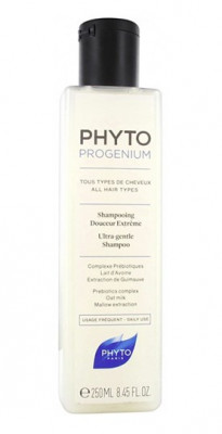 Шампунь для всех типов волос PHYTOSOLBA Phytoprogenium 250мл: фото