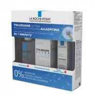 Набор La Roche-Posay Toleriane: Ультра Флюид 40мл + в подарок Мицеллярная вода 50 мл, Уход Толеран Ультра для глаз 2 мл: фото