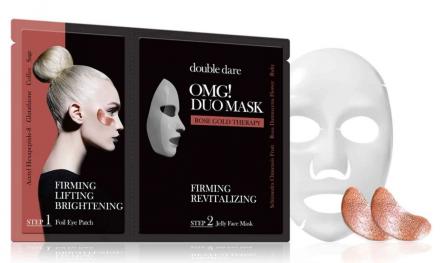 Двухкомпонентный комплекс из маски и патчей Double Dare OMG! DUO УПРУГОСТЬ и РЕВИТАЛИЗАЦИЯ: фото
